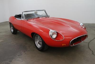 1963 Jaguar XKE Series 1 Roadster