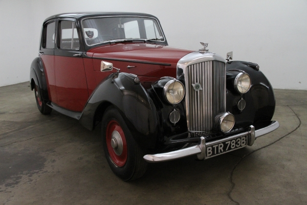1948 Bentley MK IV Saloon