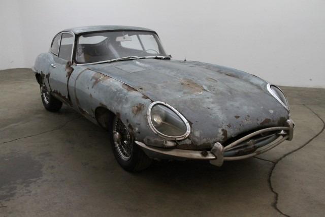 Used 1963 Jaguar XKE Fixed Head Coupe | Los Angeles, CA