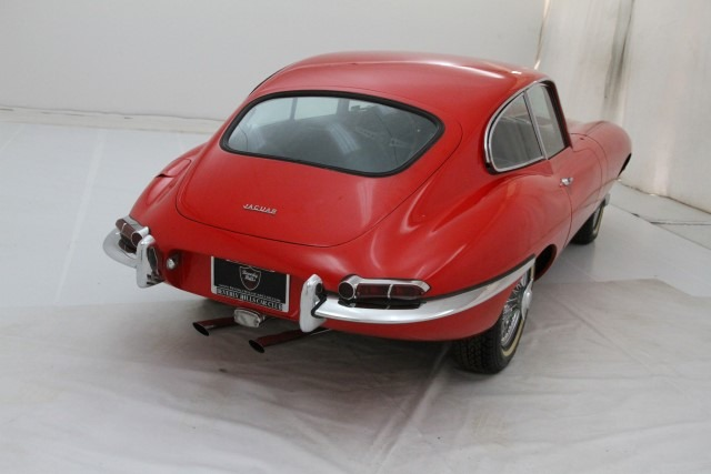 Used 1963 Jaguar XKE FHC | Los Angeles, CA
