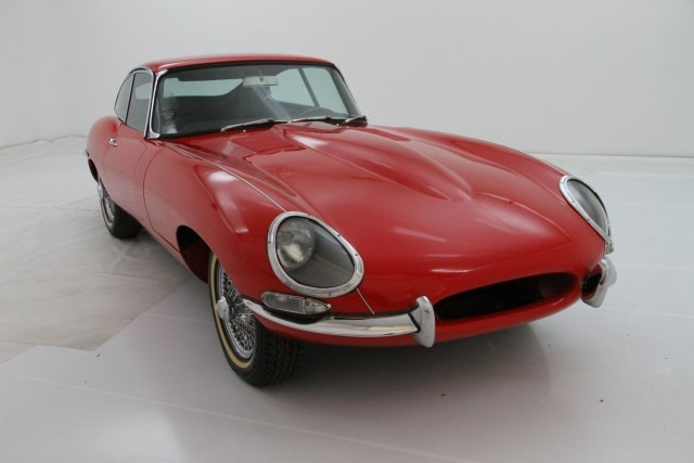Used 1963 Jaguar XKE FHC | Los Angeles, CA