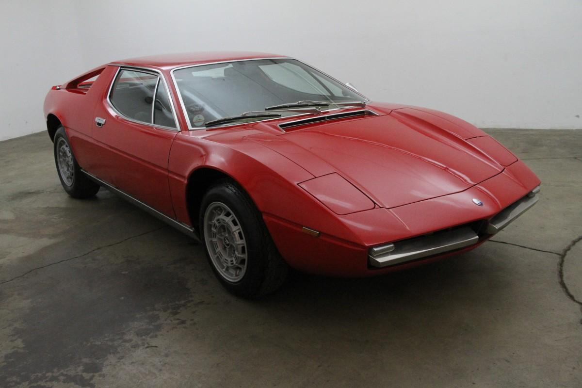 1975 maserati merak | beverly hills car club