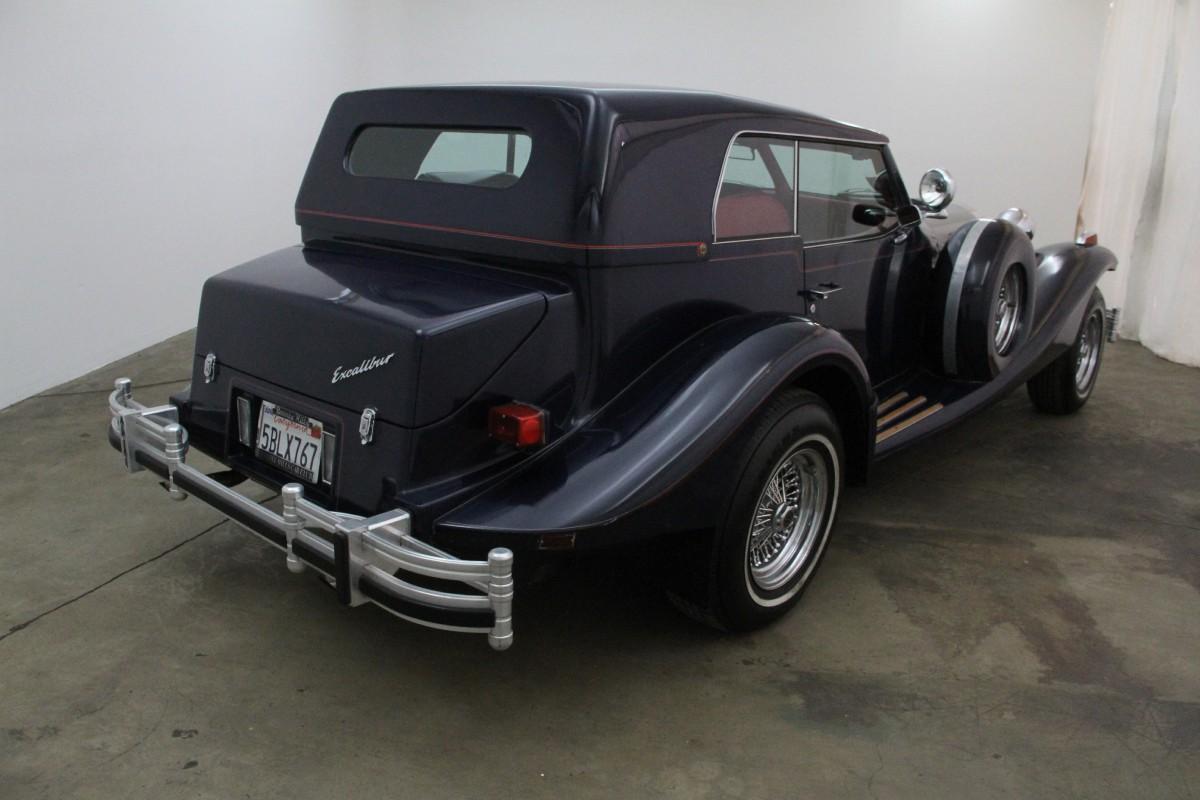 Used 1984 Excalibur Series IV    Los Angeles, CA