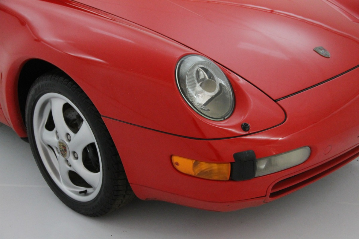 Used 1995 Porsche 993 Coupe | Los Angeles, CA
