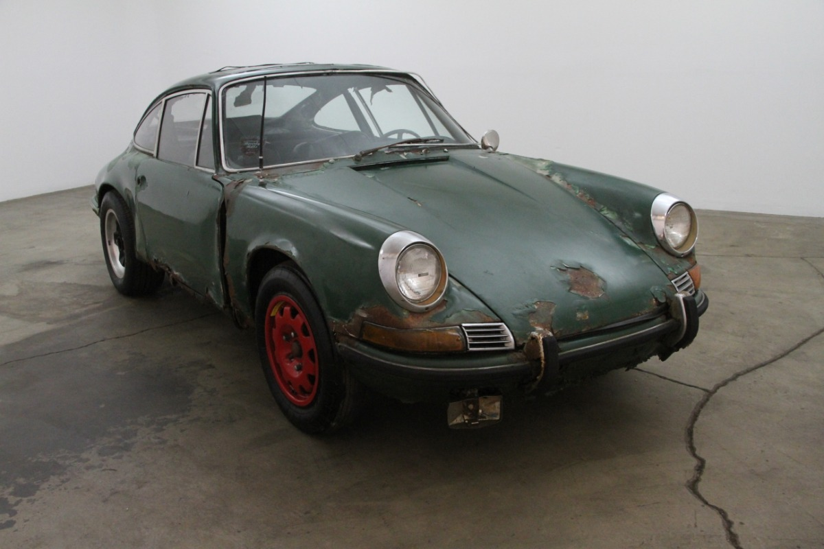 1970 Porsche 911t Sunroof Coupe Beverly Hills Car Club