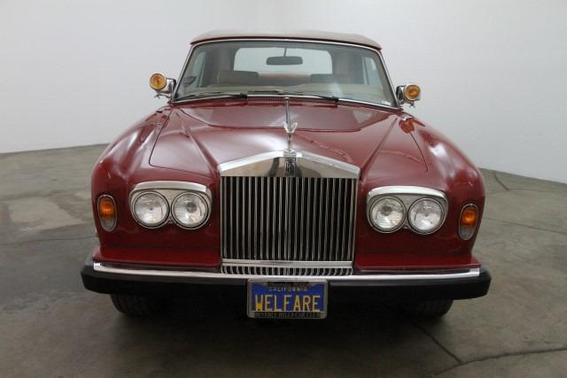 Used 1984 Rolls Royce Corniche Convertible | Los Angeles, CA
