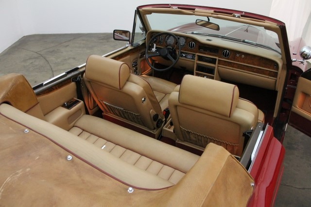 Used 1984 Rolls Royce Corniche Convertible | Los Angeles, CA