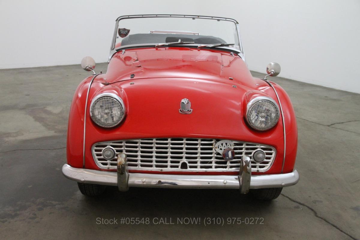 1960 Triumph TR3 | Beverly Hills Car Club  1960 Triumph TR...
