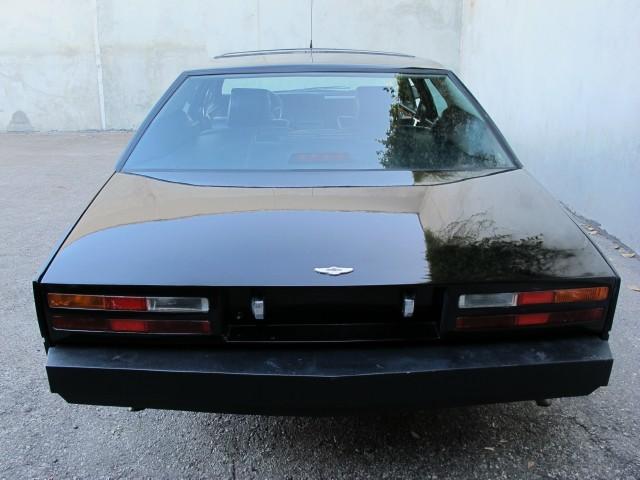 1986 Aston Martin Lagonda Beverly Hills Car Club