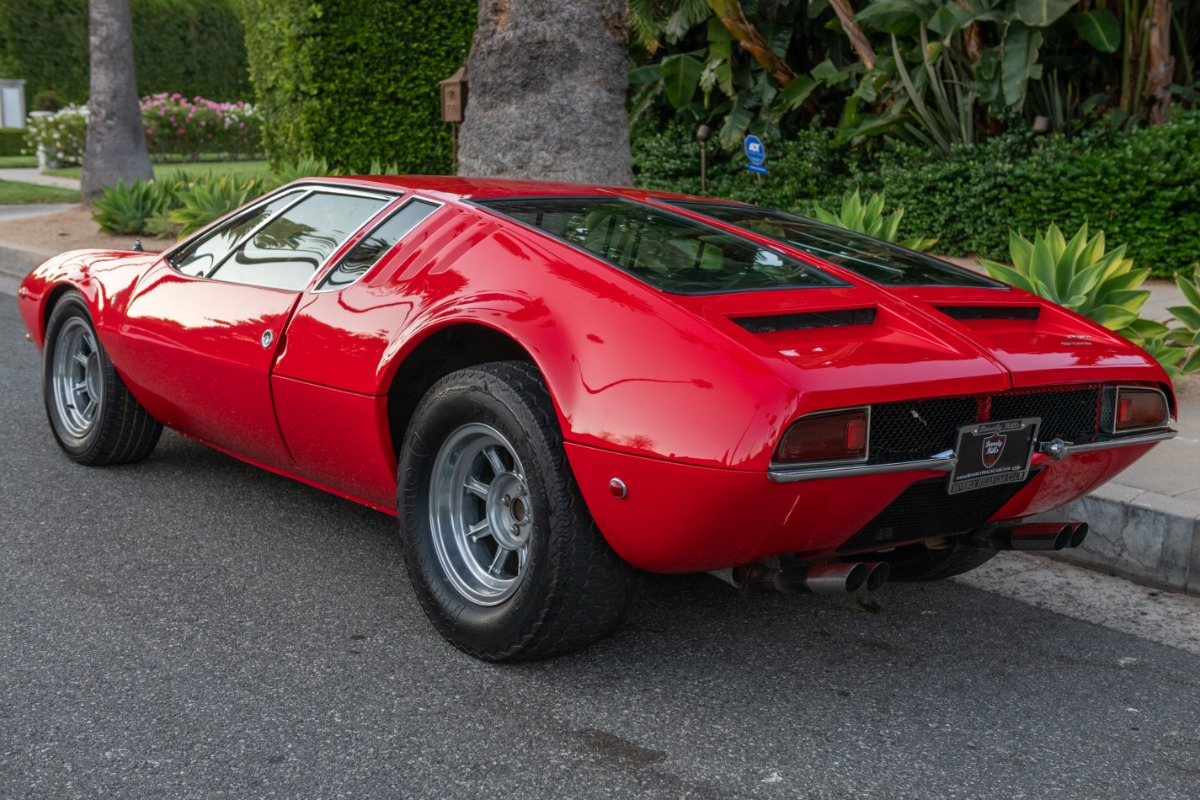 Used 1970 DeTomaso Mangusta  | Los Angeles, CA