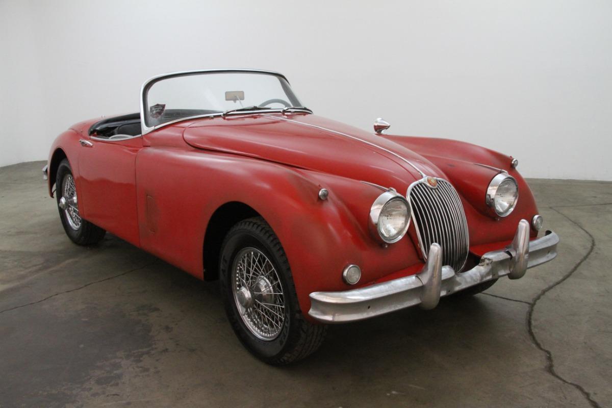 1961 Jaguar XK150   Beverly Hills Car Club