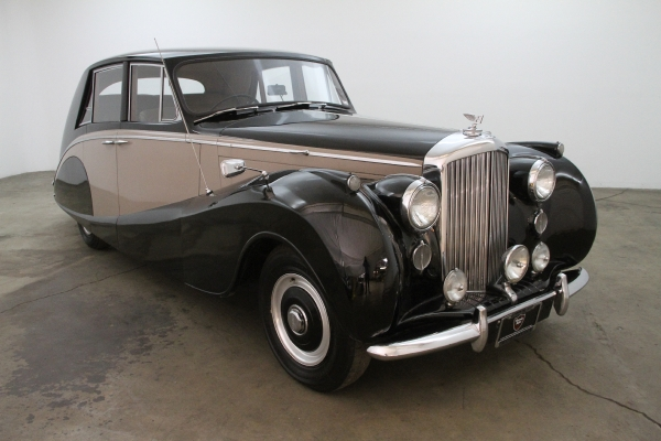 1954 Bentley R-Type Empress Saloon