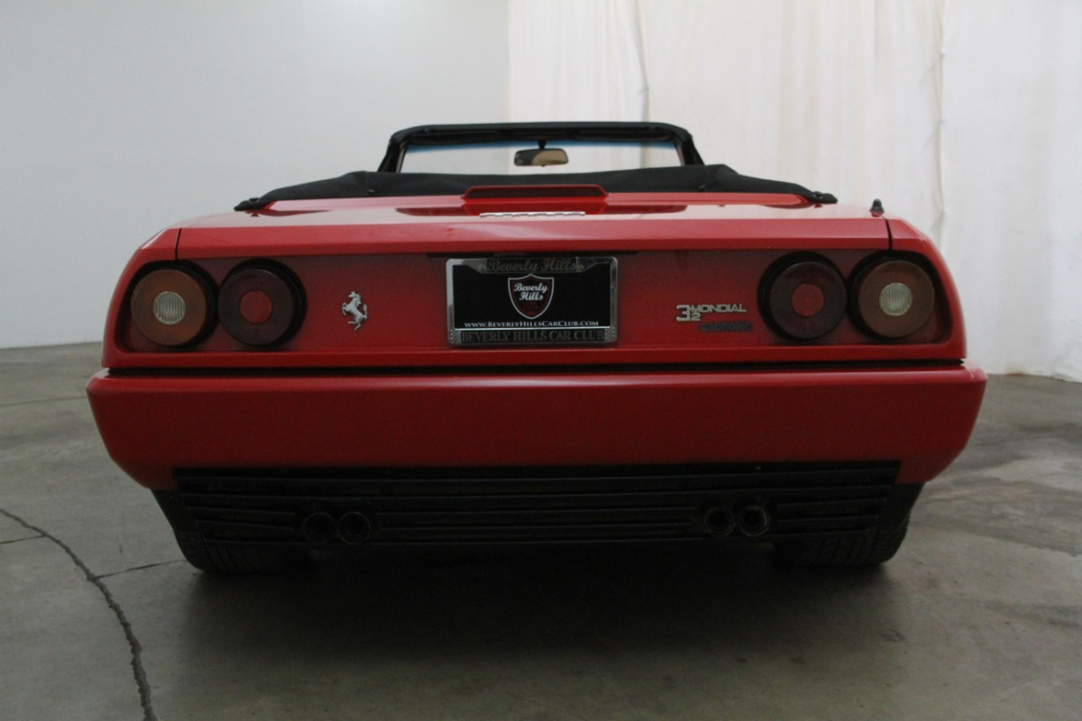 ferrari mondial 8 service manual fanloading. Black Bedroom Furniture Sets. Home Design Ideas
