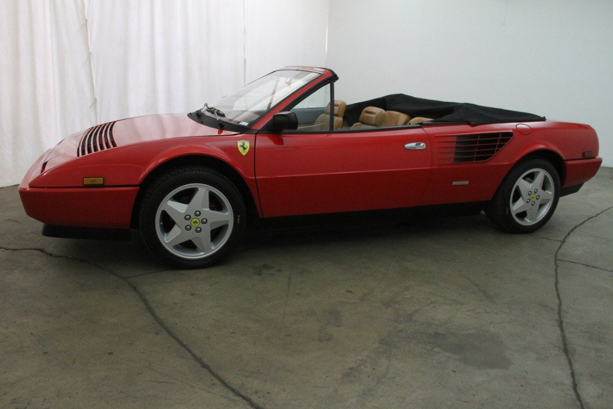 1986 ferrari mondial 3 2 cabriolet lhd 1986 ferrari mondial qv 3 2 cabriolet beverly hills car. Black Bedroom Furniture Sets. Home Design Ideas