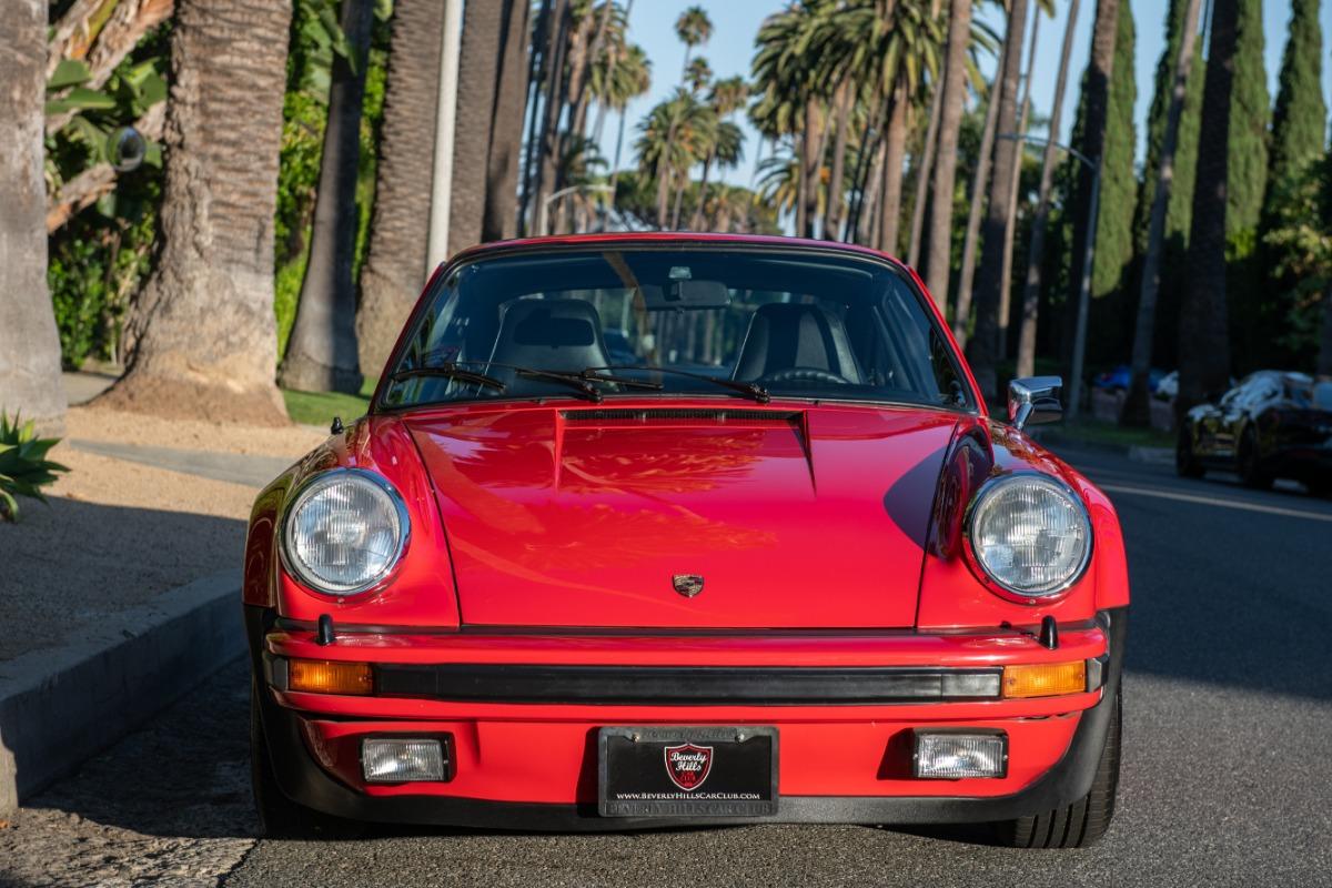 Used 1975 Porsche 930 Turbo   Los Angeles, CA