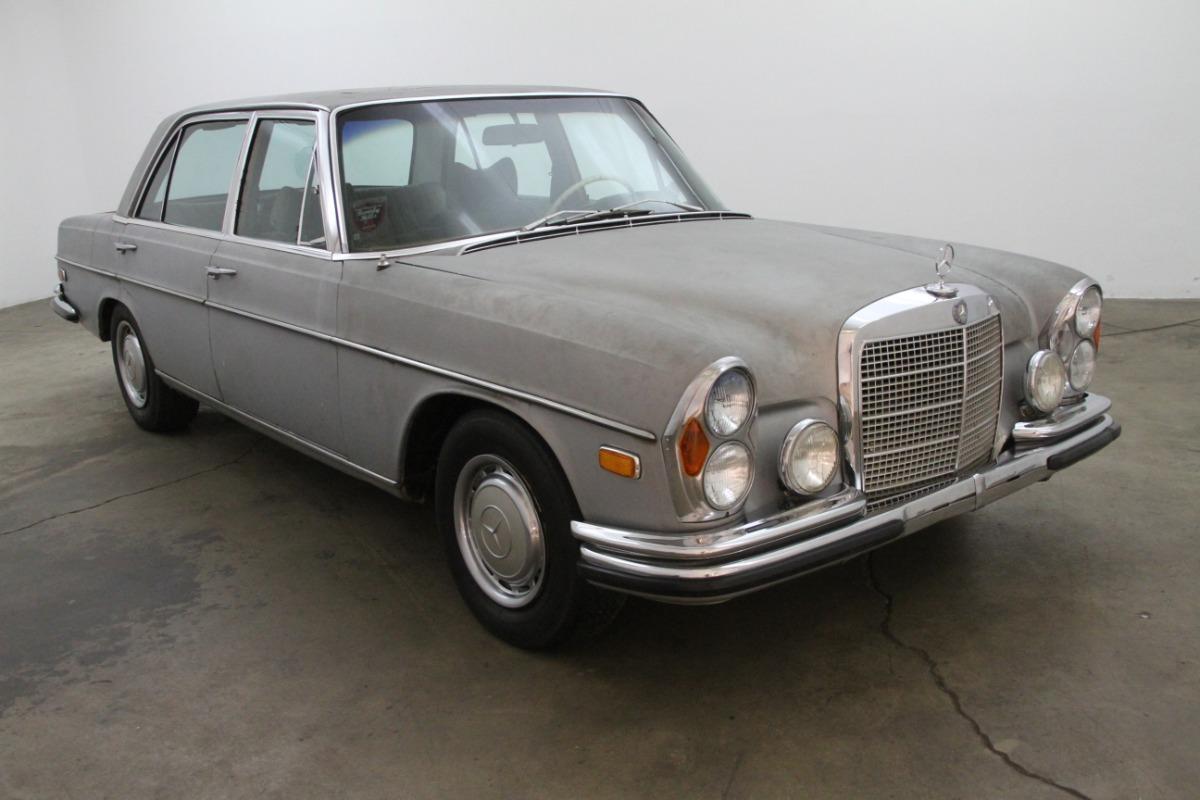 1968 Mercedes-Benz 300SEL