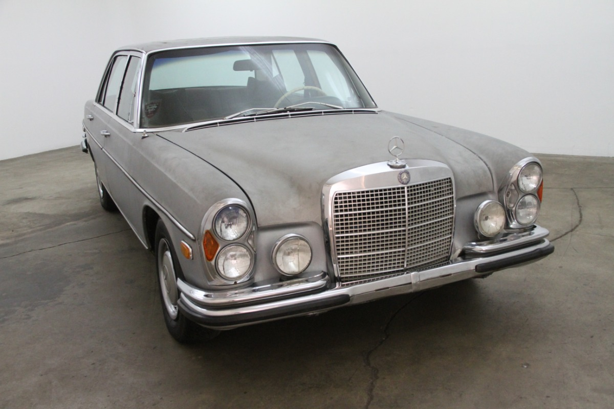 1968 mercedes benz 300sel beverly hills car club for Beverly hills mercedes benz service