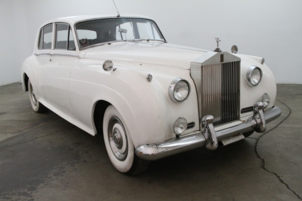 1962 Bentley S1 Right Hand Drive