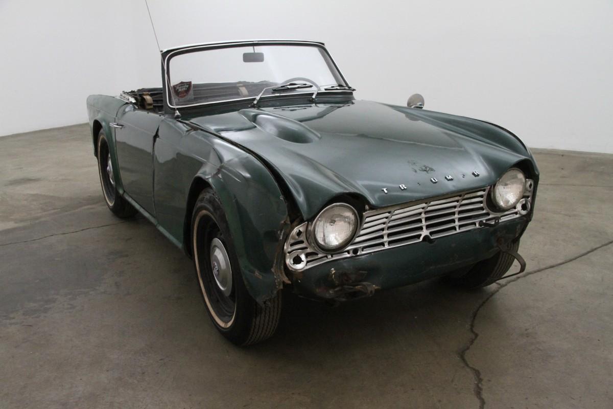 1963 Triumph TR4 | Beverly Hills Car Club  1963 Triumph TR...