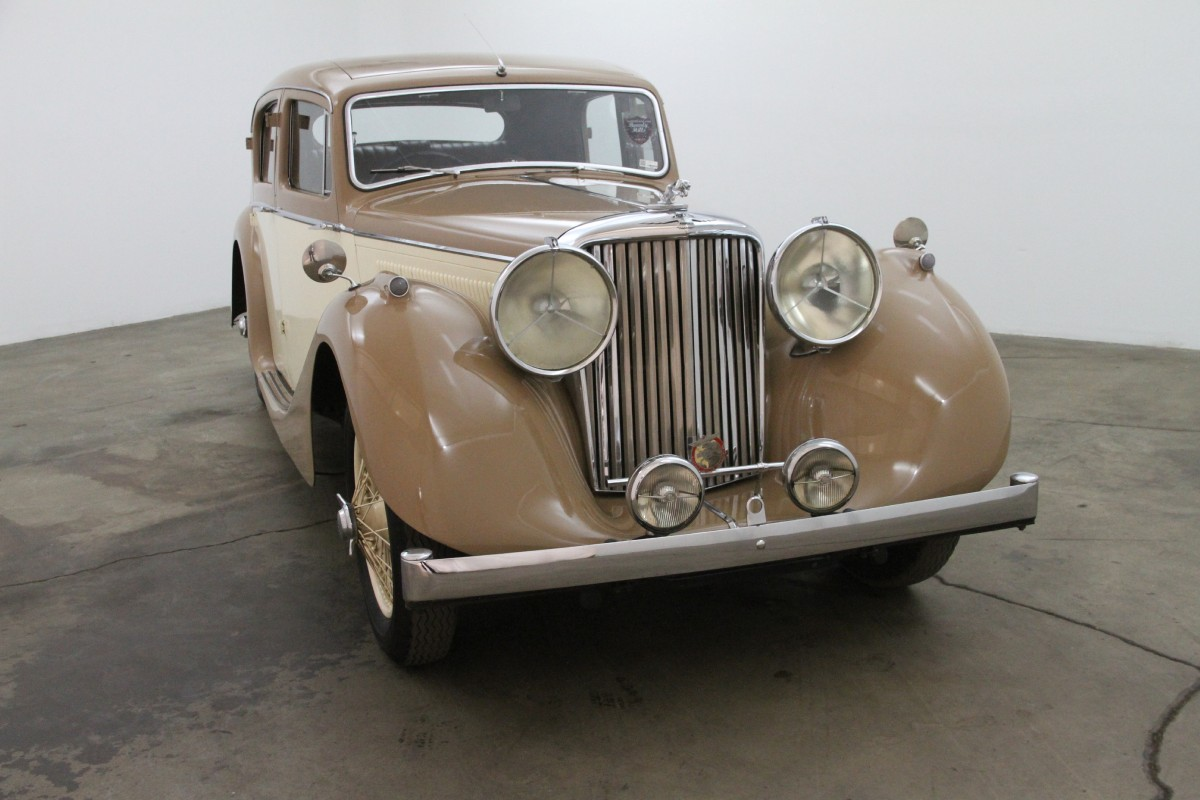 Used 1948 Jaguar MK IV Saloon 3.5 Liter | Los Angeles, CA