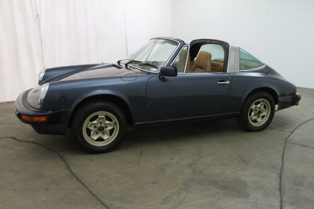 Used 1977 Porsche 911 Targa | Los Angeles, CA