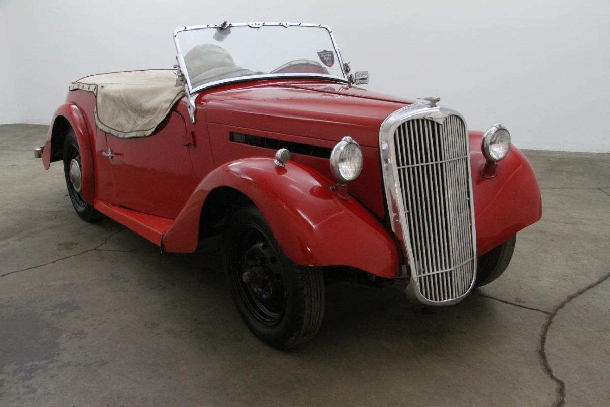 1935 Singer 9   Beverly Hills Car Club