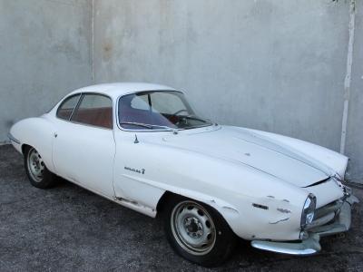 1965 Alfa Romeo Sprint Special  width=