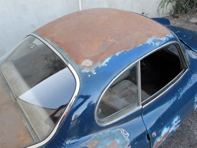 Used 1961 Alfa Romeo Sprint Speciale | Los Angeles, CA