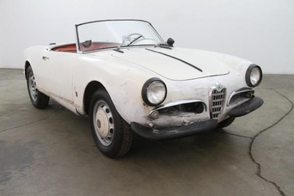1958 Alfa Romeo Convertible