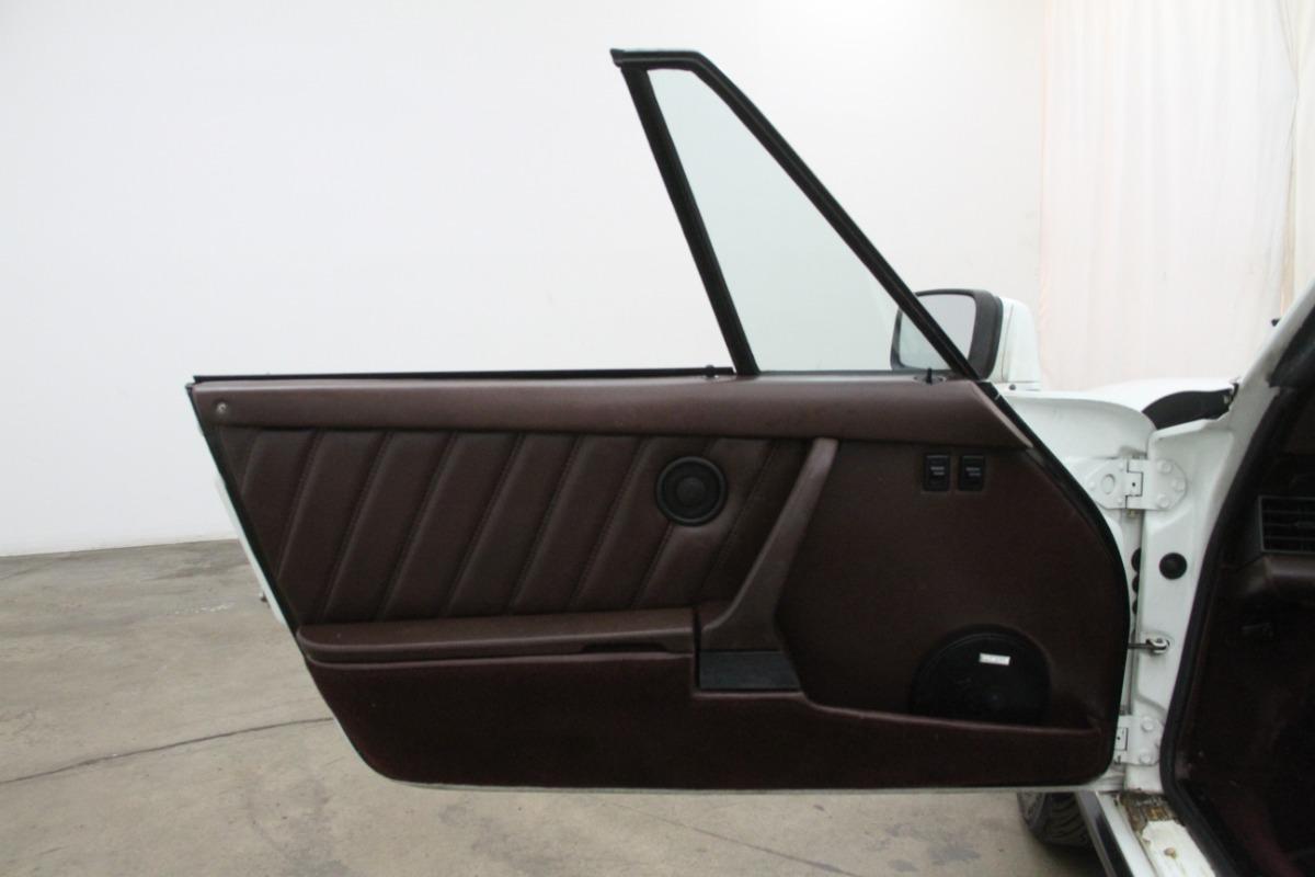 Used 1986 Porsche Carrera Cabriolet | Los Angeles, CA
