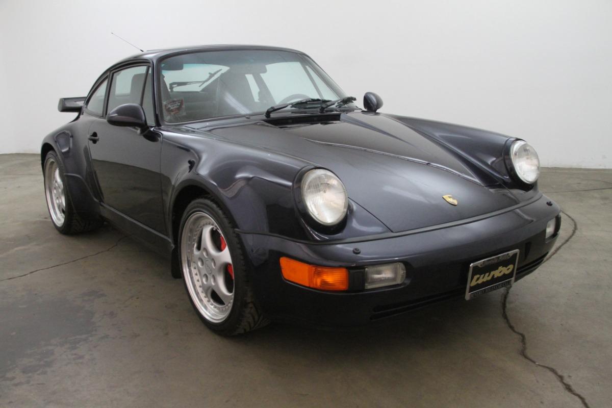 1994 Porsche Turbo 3.6L