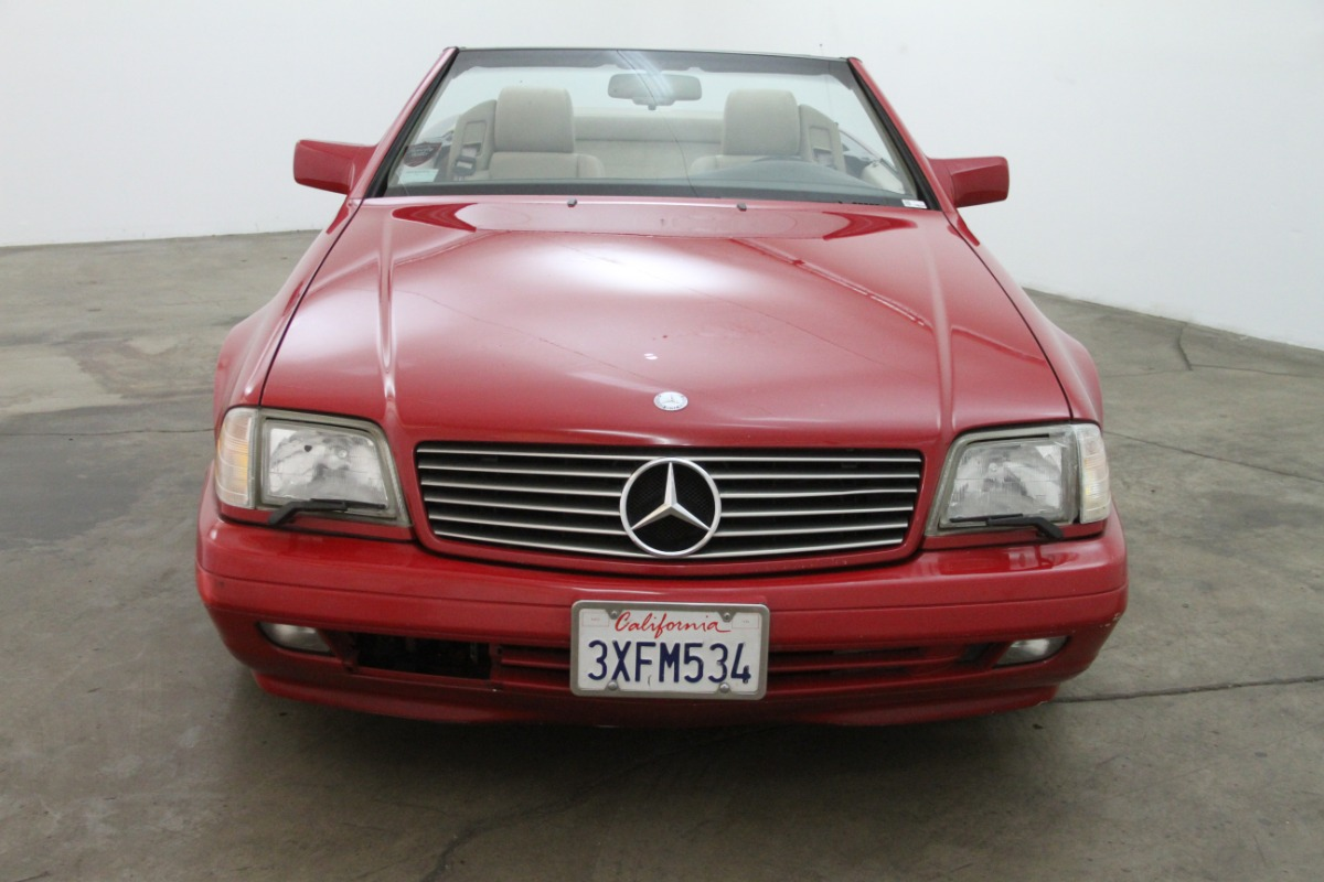 1996 Mercedes Benz Sl320 Beverly Hills Car Club