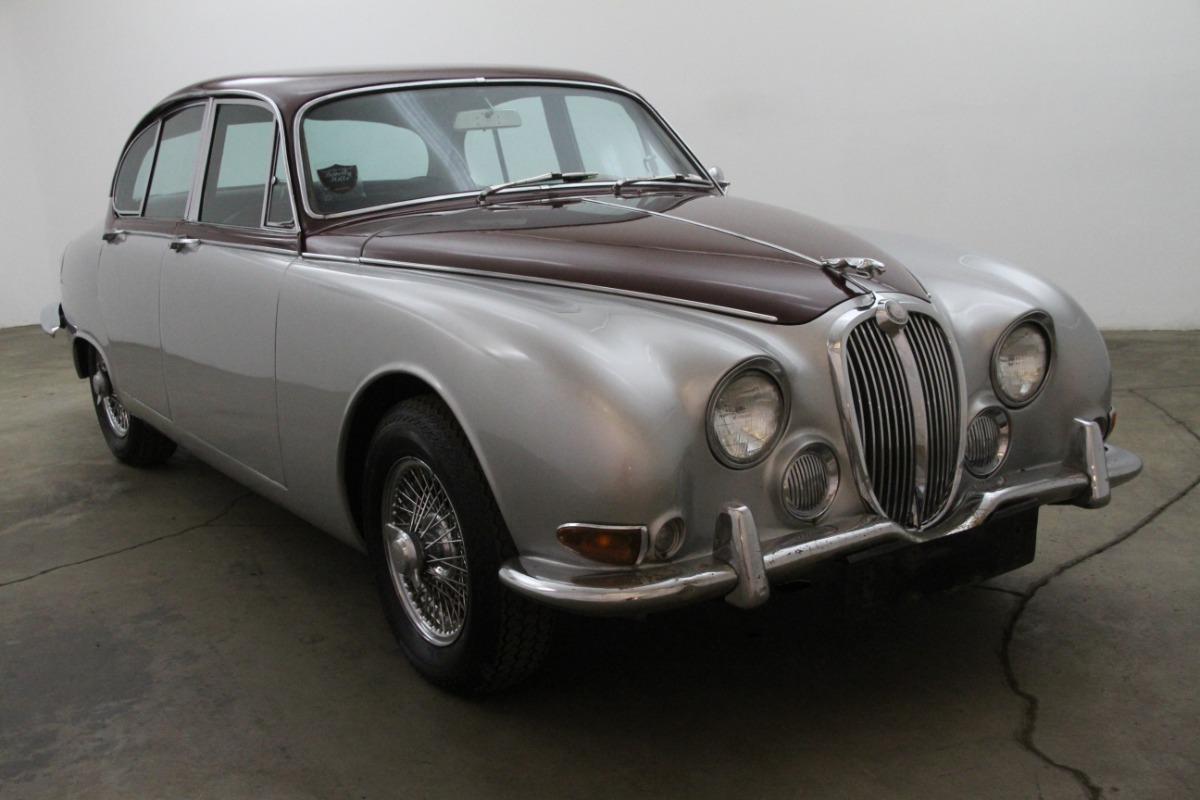 1966 Jaguar S-Type 3.8L   Beverly Hills Car Club