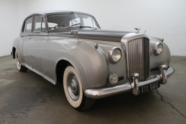 1959 Bentley S1 Right Hand Drive
