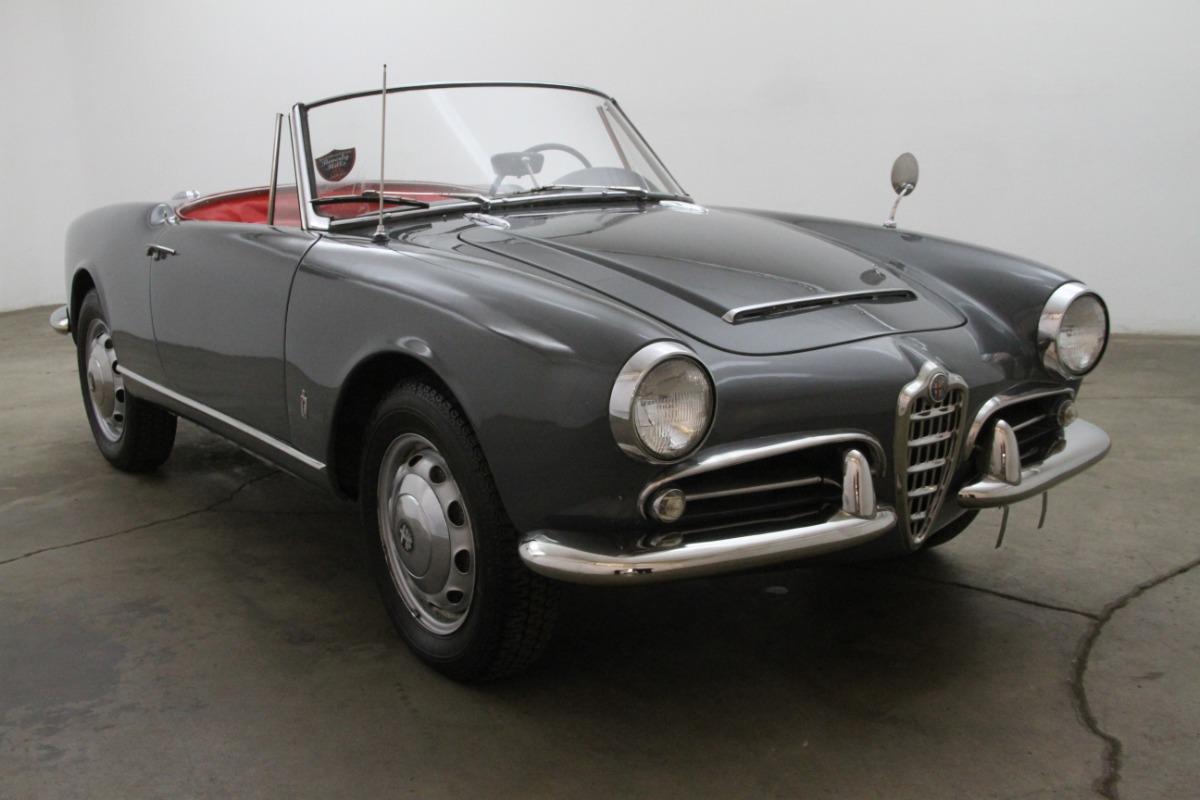 Alfa Romeo Giulia Spider Beverly Hills Car Club - 1967 alfa romeo spider for sale
