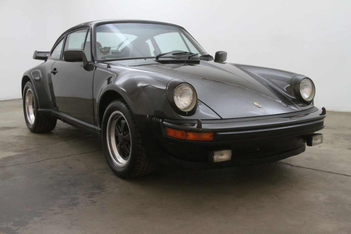 1979 Porsche 930 Turbo Sunroof Coupe Beverly Hills Car Club