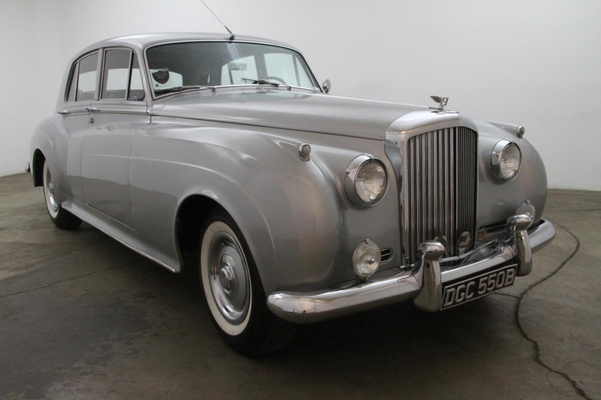 Used 1959 Bentley S1 Left Hand Drive   Los Angeles, CA