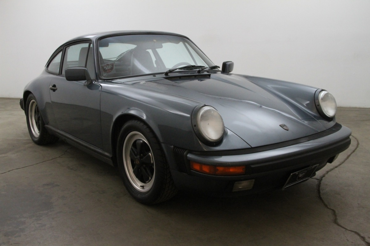 1988 Porsche 911 Coupe