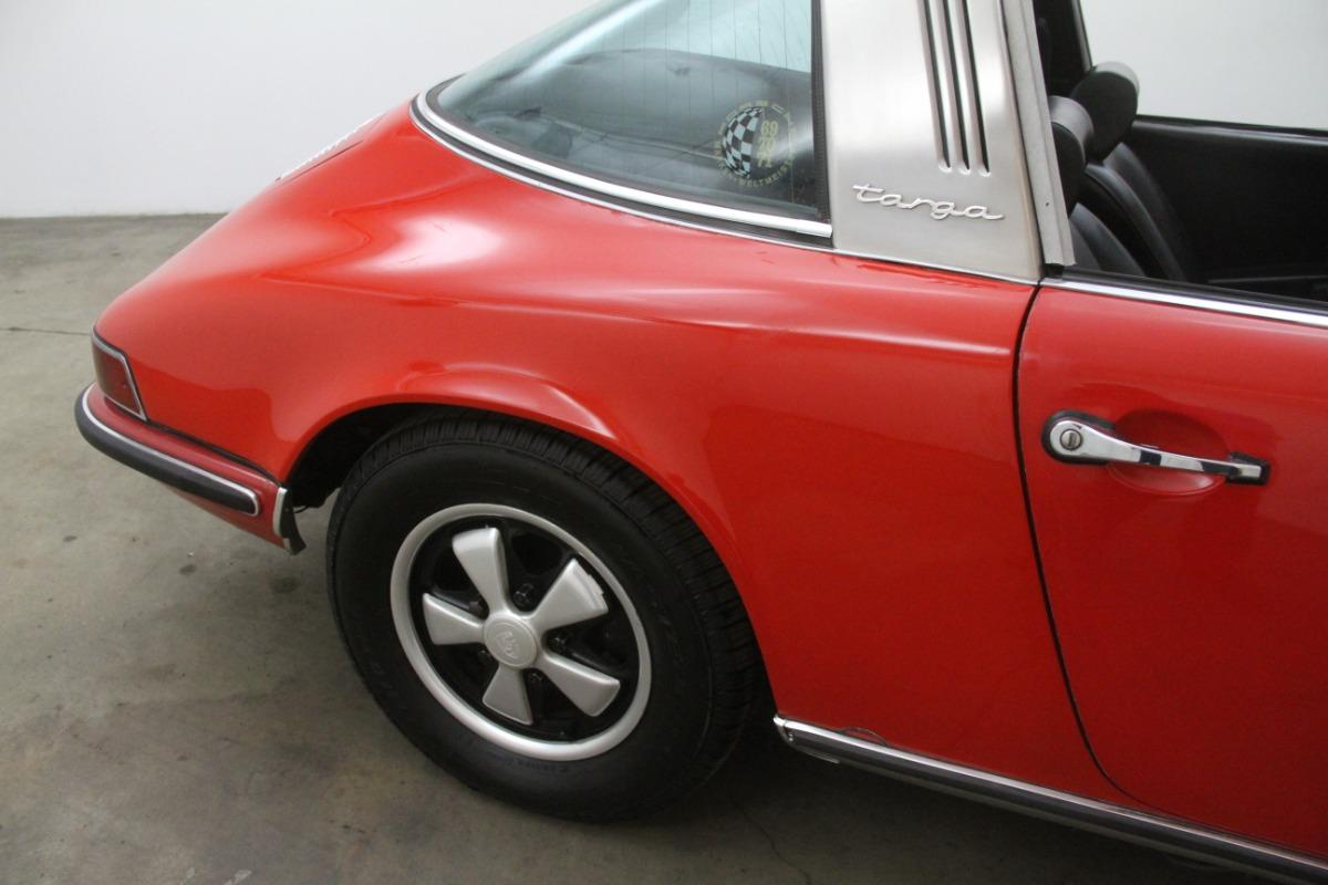 Used 1971 Porsche 911T Targa | Los Angeles, CA