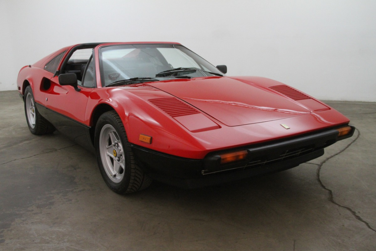 1978 Ferrari 308 GTS  Beverly Hills Car Club