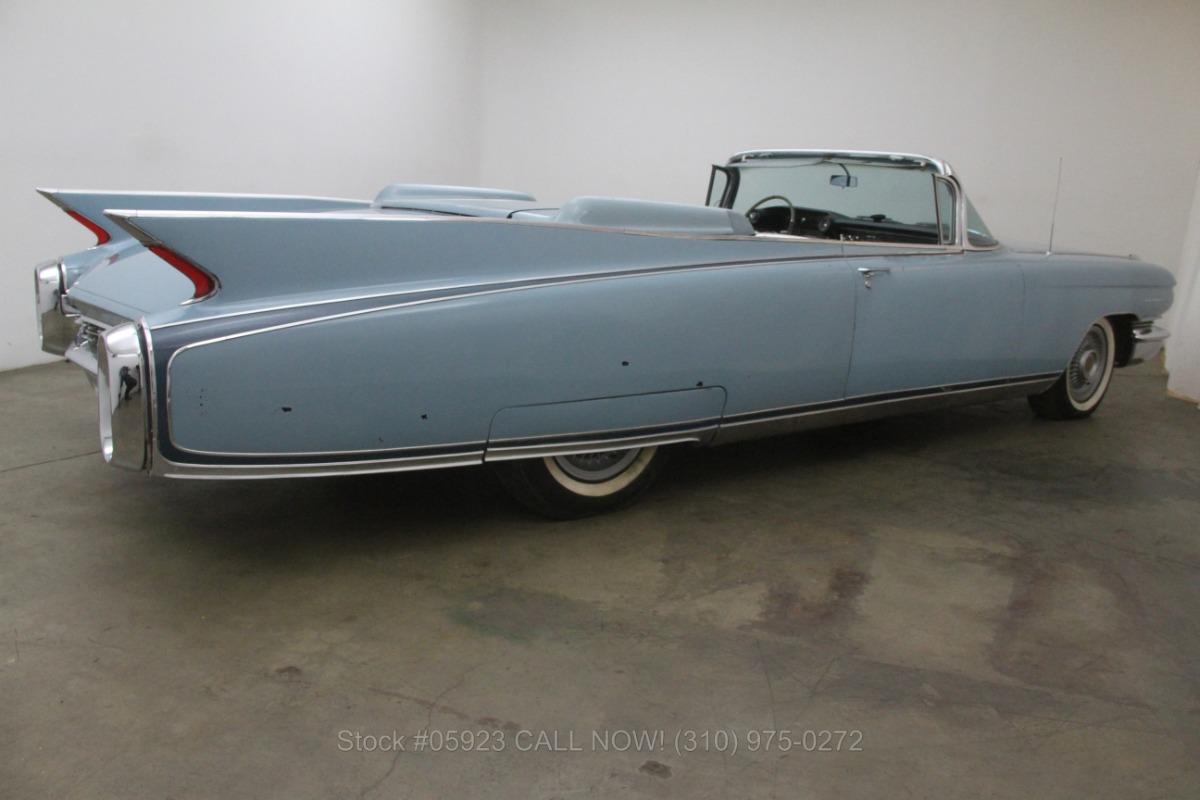 Used 1960 Cadillac Eldorado Biarritz Convertible | Los Angeles, CA