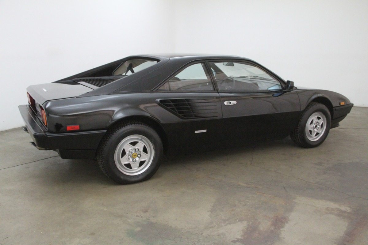1982 ferrari mondial coupe beverly hills car club. Black Bedroom Furniture Sets. Home Design Ideas