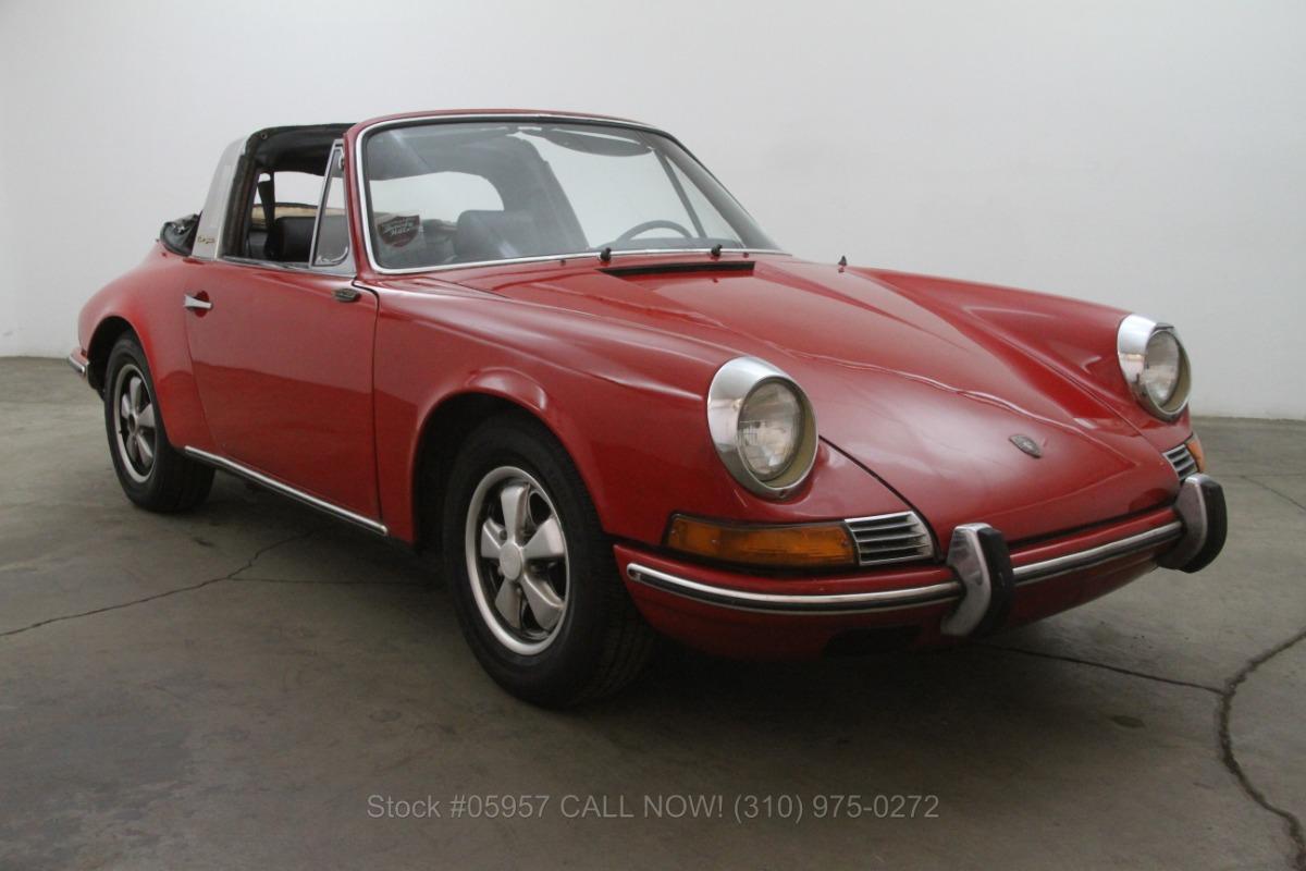 1969 porsche 912 soft window targa lwb beverly hills car. Black Bedroom Furniture Sets. Home Design Ideas