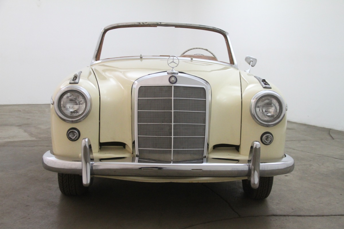 1959 mercedes benz 220s cabriolet beverly hills car club for 1959 mercedes benz 220s