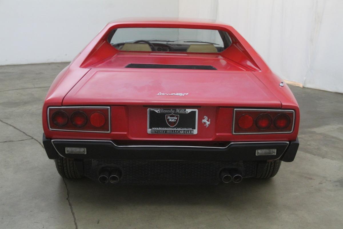 Used 1975 Ferrari 308 GT4 | Los Angeles, CA