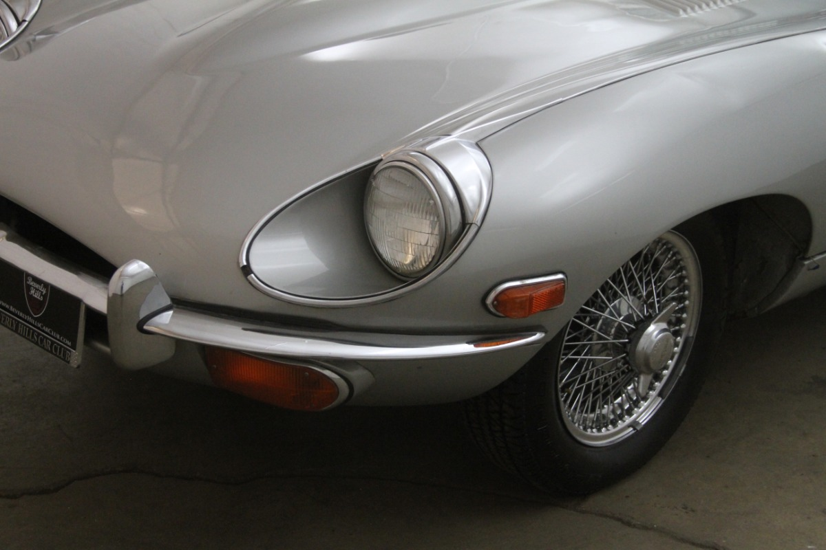 Used 1970 Jaguar XKE Fixed Head Coupe | Los Angeles, CA