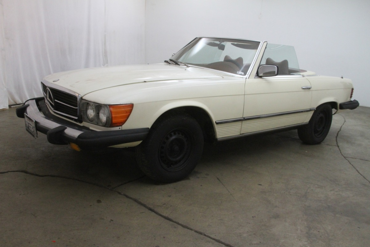 1976 mercedes benz 450sl beverly hills car club for 1976 mercedes benz 450sl