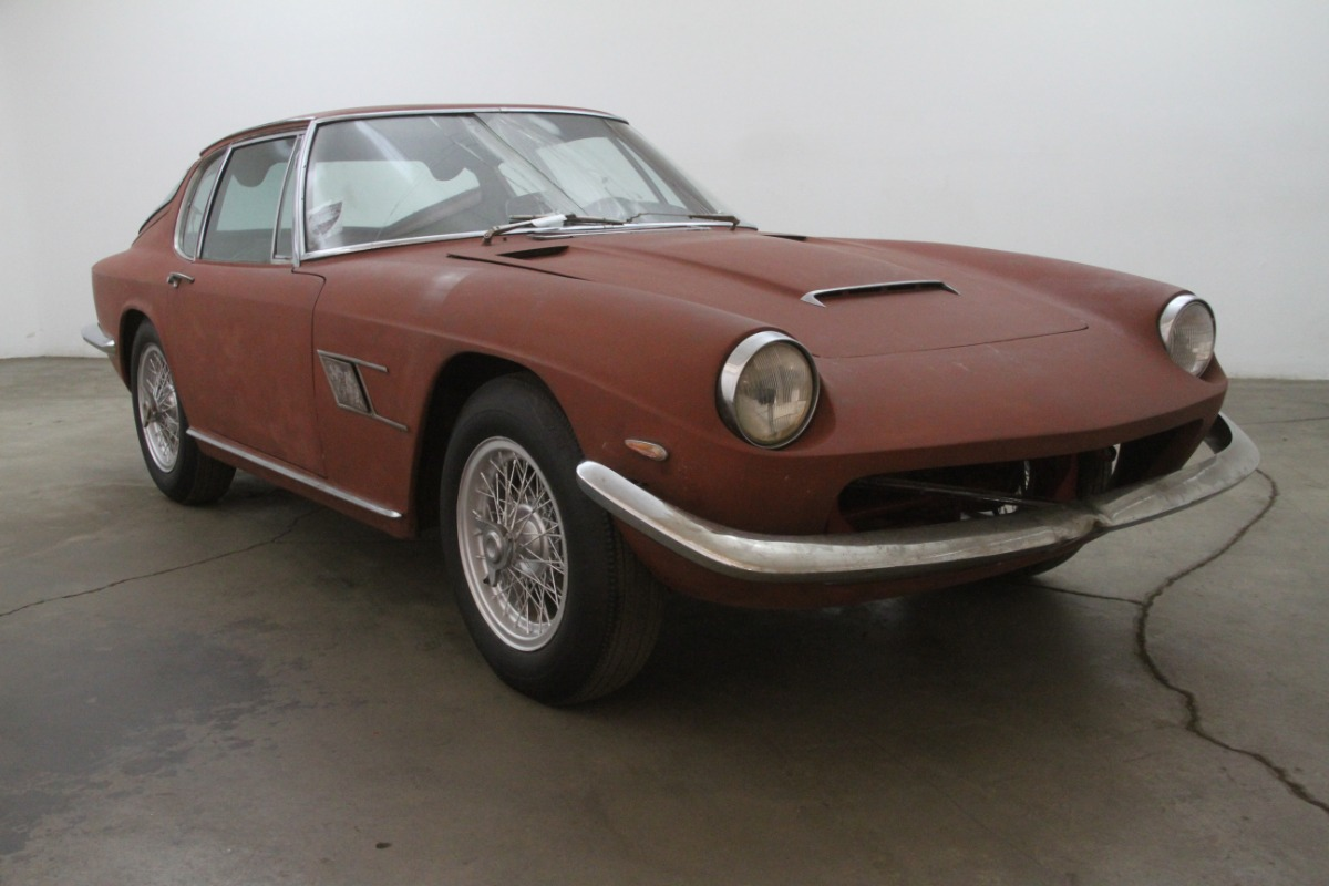 1966 Maserati Mistral   Beverly Hills Car Club