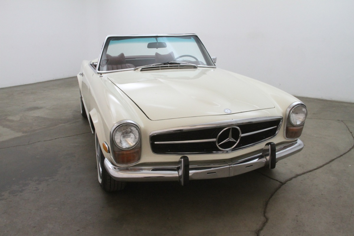 1971 mercedes benz 280sl beverly hills car club. Cars Review. Best American Auto & Cars Review