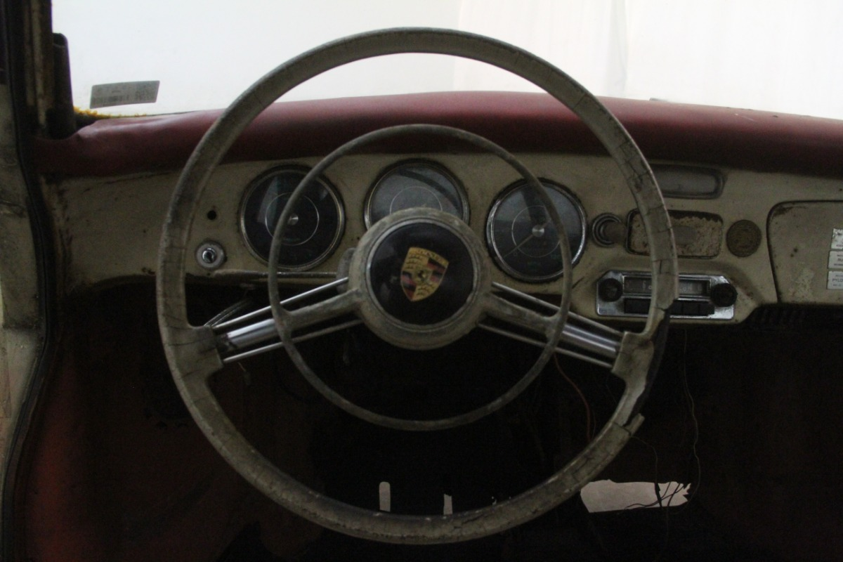 Used 1957 Porsche 356A Sunroof Coupe | Los Angeles, CA